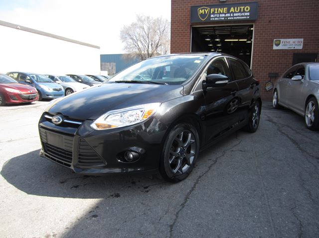 2013 Ford Focus SE / NAVI / BLUETOOTH / AUTOMATIC / 99.000 KM in Ottawa, Ontario