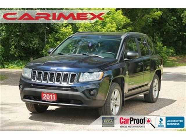 2011 Jeep Compass Sport/North in Kitchener, Ontario