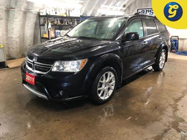 2011 Dodge Journey RT*AWD*NAVIGATION*LEATHER*REMOTE START*POWER SUNRO in Cambridge, Ontario