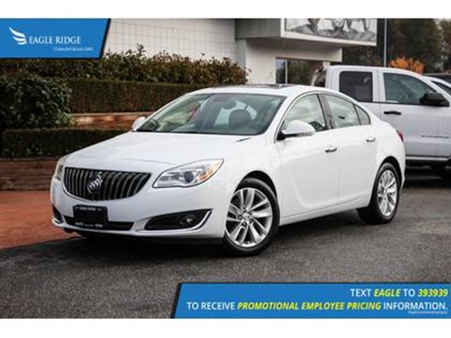2016 BUICK REGAL - in Coquitlam, British Columbia