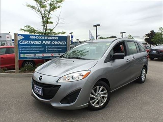 2012 Mazda MAZDA5 GS at AUTOMATIC, A/C, ALLOY WHEELS... in Mississauga, Ontario