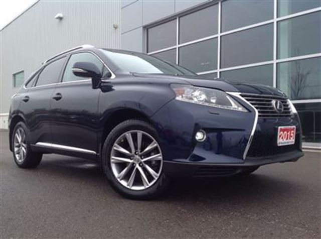 2015 Lexus RX 350 !!! JUST TRADED IN !!! in Mississauga, Ontario