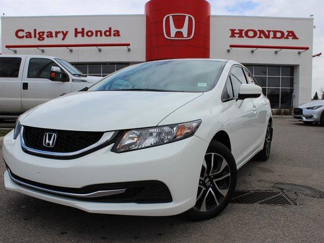 2015 Honda Civic Sedan EX 5MT in Calgary, Alberta