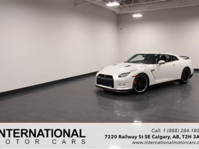2014 Nissan GT-R BLACK EDITION! MODIFIED! in Calgary, Alberta