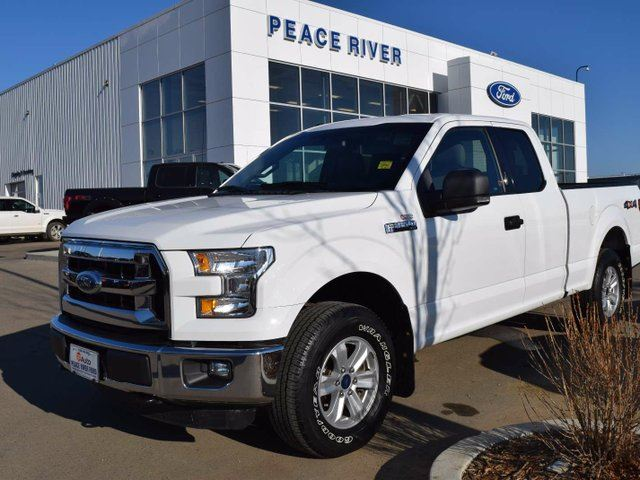 2015 FORD F-150 XLT 4x4 SuperCab 6.5 ft. box 145 in. WB in Peace River, Alberta
