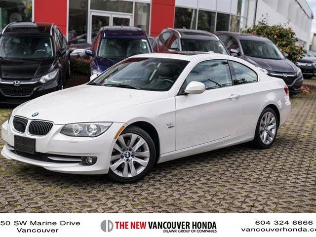 2011 BMW 3 SERIES 328 i xDrive Coupe in Vancouver, British Columbia