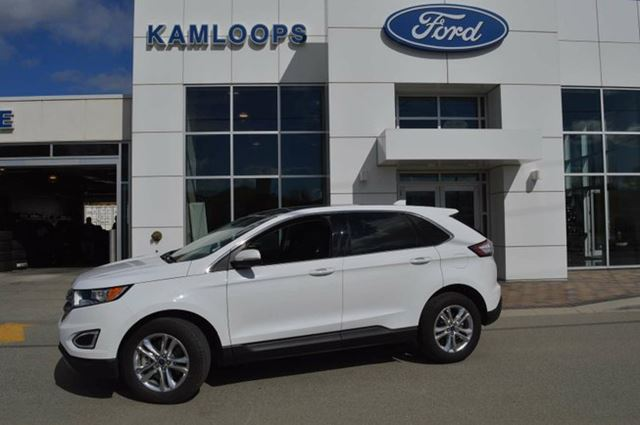 2016 FORD EDGE SEL 4dr All-wheel Drive in Kamloops, British Columbia