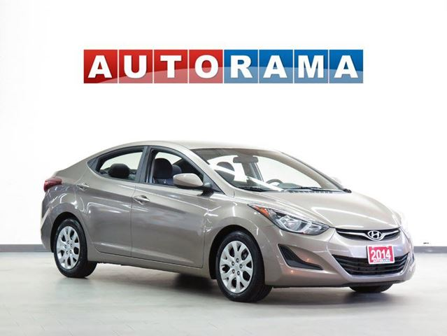 2014 Hyundai Elantra           in North York, Ontario