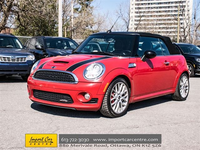 2009 MINI Cooper John Cooper Works in Ottawa, Ontario