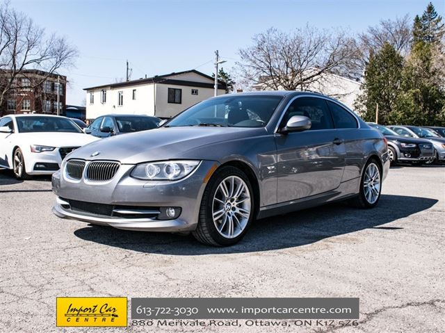 2011 BMW 3 Series 335i xDrive in Ottawa, Ontario