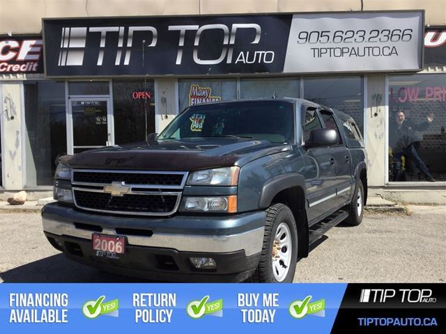 2006 Chevrolet Silverado 1500 LT ** Leather, Low KMs, Z71, 4X4 ** in Bowmanville, Ontario