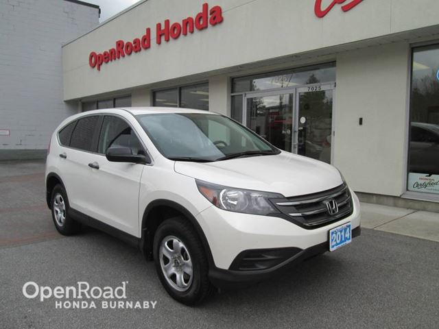 2014 Honda CR-V LX in Burnaby, British Columbia
