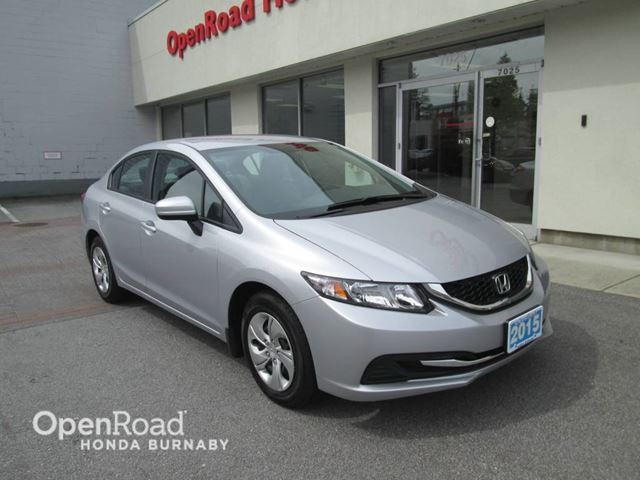 2015 Honda Civic LX in Burnaby, British Columbia