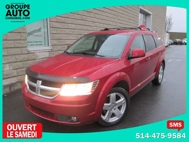 2009 Dodge Journey SXT*AWD*7PASS*RARE* in Longueuil, Quebec