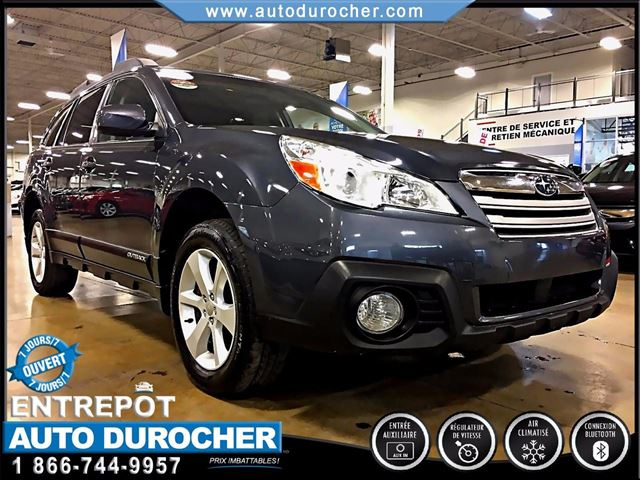 2014 Subaru Outback 3.6R 4X4 TOIT OUVRANT SIn++GES CHAUFFANTS in Laval, Quebec