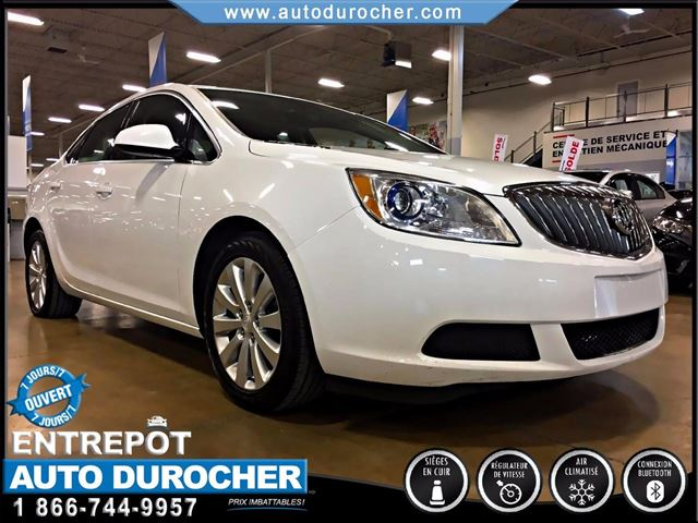 2016 Buick Verano GROUPE n++LECTRIQUE - AIR CLIMATISn++ - JANTES - CU in Laval, Quebec