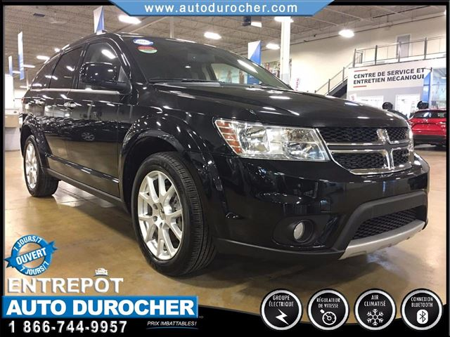 2016 Dodge Journey R/T - 4X4 - BLUETOOTH - CUIR in Laval, Quebec