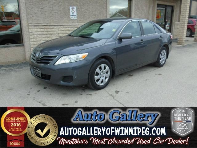 2011 TOYOTA CAMRY LE *Low kms! in Winnipeg, Manitoba