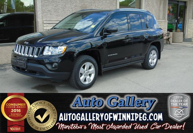 2013 Jeep Compass Sport *Low Price! in Winnipeg, Manitoba