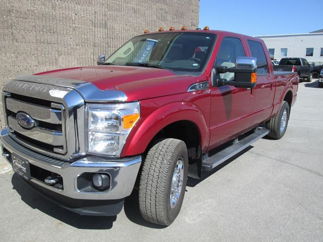 2016 Ford F-250 LARIATLEATHER ROOF N in Gatineau, Quebec