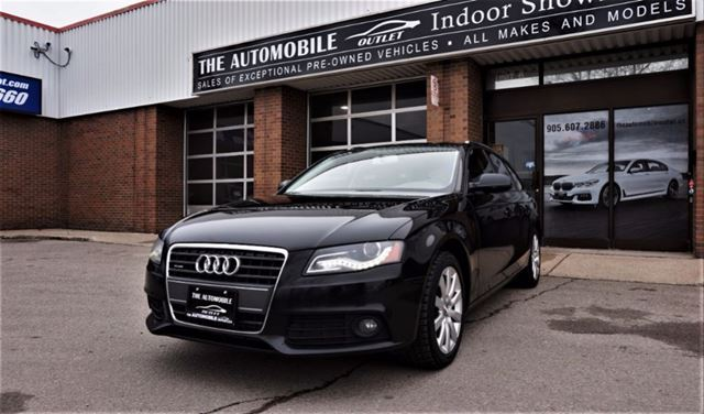 2012 Audi A4 2.0T NO ACCIDENT AWD QUATTRO AVANT WAGON in Mississauga, Ontario