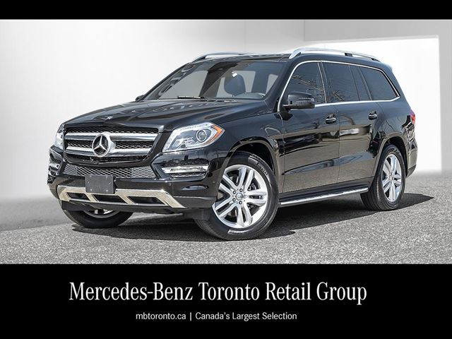 2014 Mercedes-Benz GL350BT 4MATIC in Mississauga, Ontario