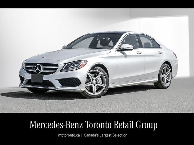 2016 mercedes benz c class c300 4matic sedan mississauga for Mercedes benz insurance