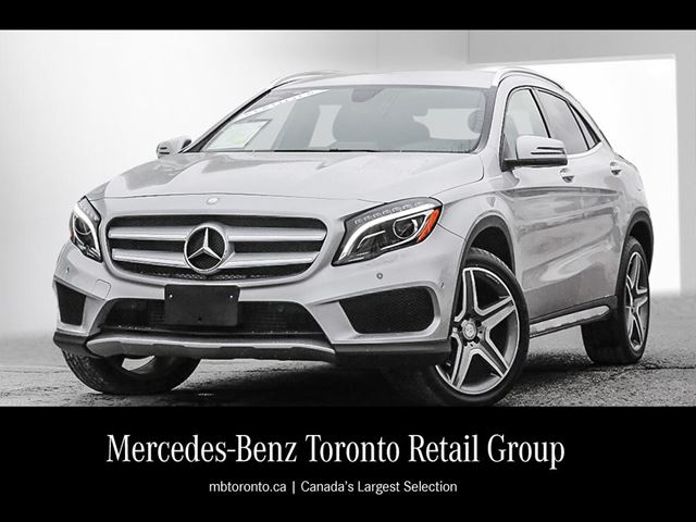 2016 Mercedes-Benz GLA250 4MATIC SUV in Maple, Ontario
