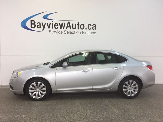 2017 BUICK VERANO - 2.4L! ALLOYS! DUAL CLIMATE! ON STAR! CRUISE! in Belleville, Ontario