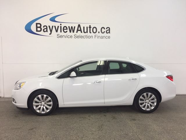 2013 BUICK VERANO - 2.4L! ALLOYS! REM START! 1/2 LEATHER! REV CAM! in Belleville, Ontario