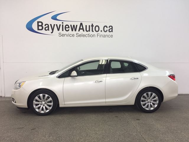 2013 BUICK VERANO - ALLOYS! REM START! REV CAM! INTELLILINK! CRUISE! in Belleville, Ontario
