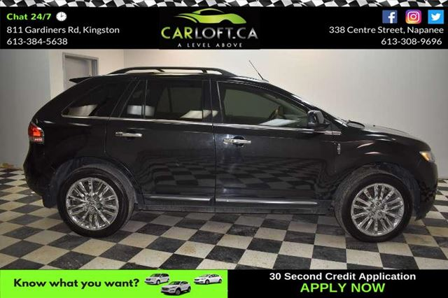 2011 LINCOLN MKX AWD - REMOTE START**LEATHER**BLUETOOTH in Kingston, Ontario