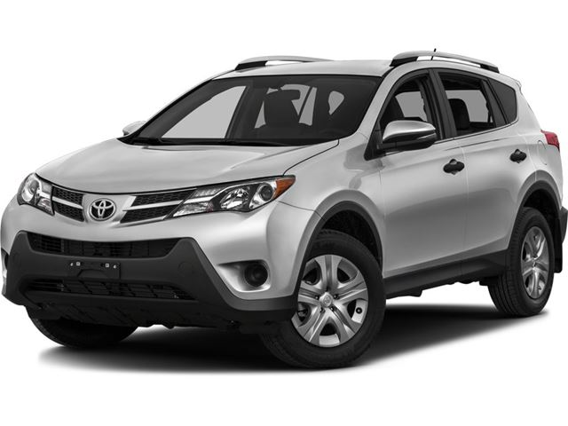 2015 Toyota RAV4 LE One Owner, AWD, Back Up Camera and More! in Waterloo, Ontario