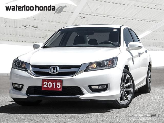 2015 Honda Accord Sport Back Up Camera, Heated Seats and more! in Waterloo, Ontario