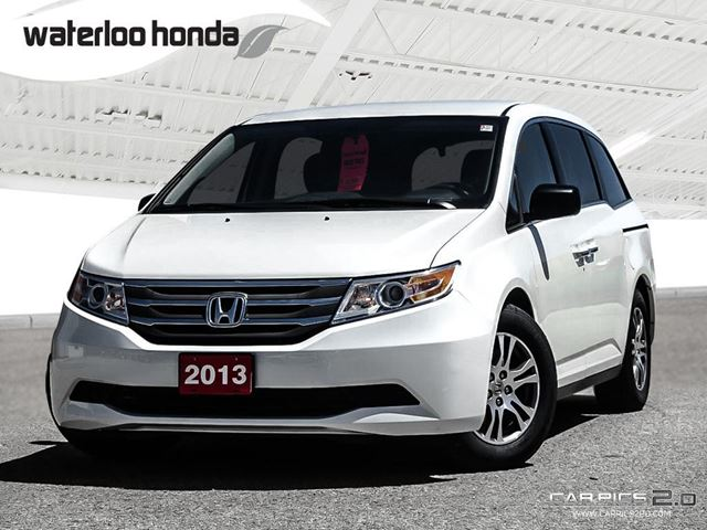2013 Honda Odyssey EX One Owner, Back Up Camera, 8 Passenger and More! in Waterloo, Ontario
