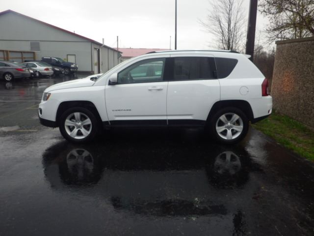 2016 Jeep Compass HIGH ALTITUDE in Cayuga, Ontario