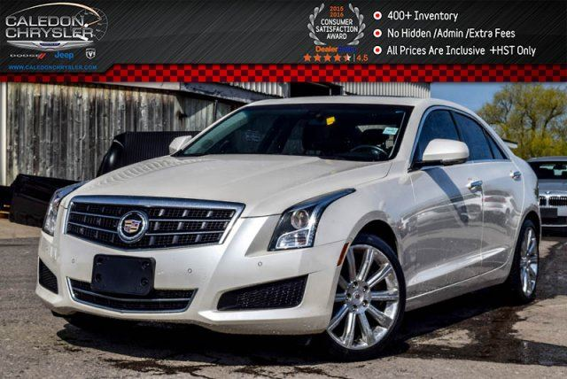 2014 Cadillac ATS Luxury AWD in Bolton, Ontario
