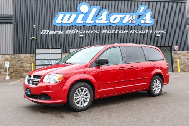 2014 Dodge Grand Caravan SXT REAR CAMERA! HEATED SEATS! BLUETOOTH! TV/DVD! DUAL ZONE CLIMATE CONTROL! in Guelph, Ontario