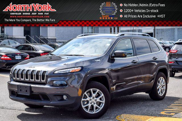 2016 Jeep Cherokee North in Thornhill, Ontario