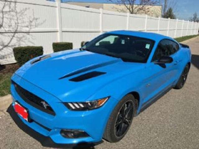2017 Ford Mustang 2dr Fastback GT Premium w/ California Special Package in Mississauga, Ontario