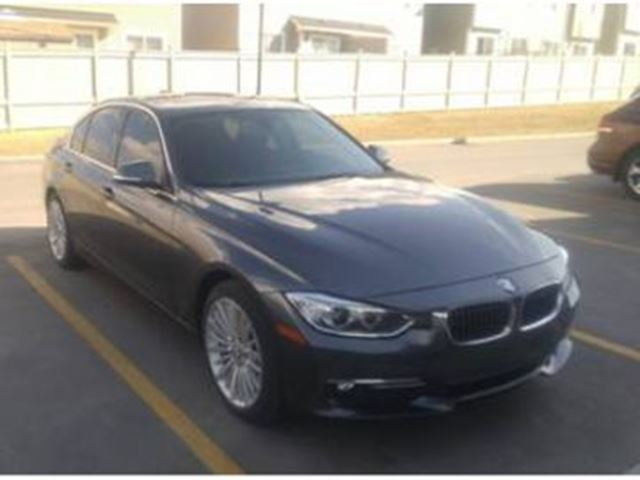 2014 BMW 3 Series 4dr Sdn 328d xDrive AWD in Mississauga, Ontario