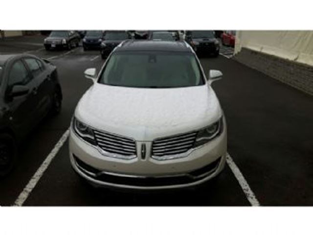 2016 Lincoln MKX AWD 3.7L Reserve, Tech Pack, Panoramic + + + in Mississauga, Ontario