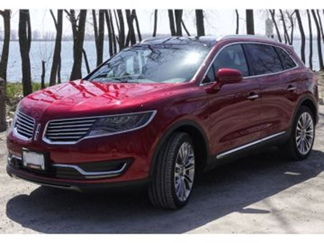 2016 Lincoln MKX AWD 4dr Select in Mississauga, Ontario