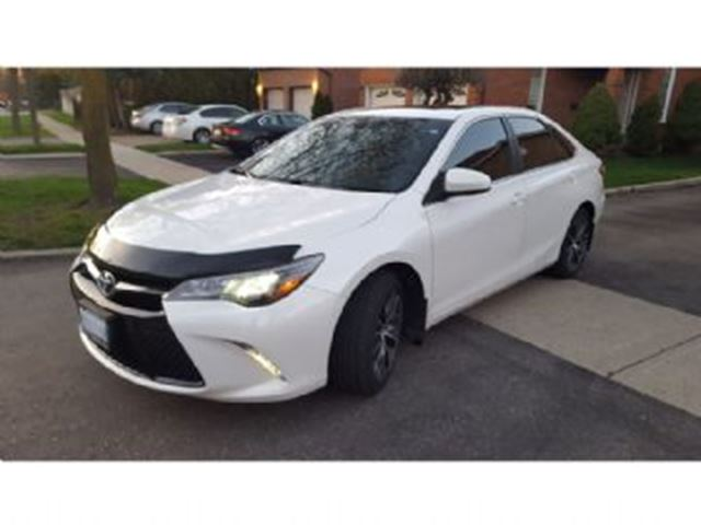 2015 TOYOTA CAMRY 4dr Sdn V6 Auto XSE in Mississauga, Ontario