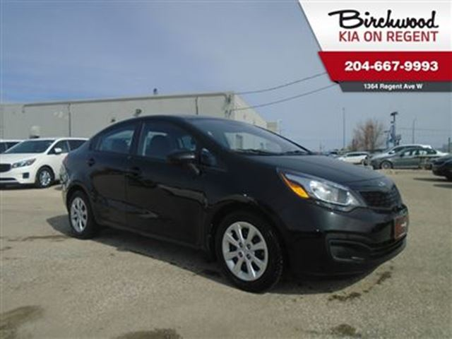 2014 Kia Rio LX in Winnipeg, Manitoba