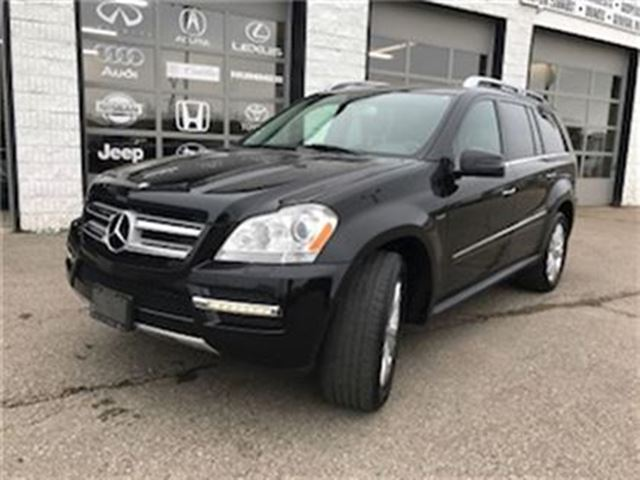 2011 MERCEDES-BENZ GL-CLASS Navigation Reverse camera dual sun roofs in Guelph, Ontario