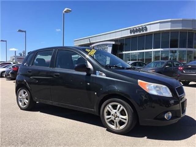 2009 Chevrolet Aveo AVEO 5, LT, AS TRADED. YOU CERTIFY YOU SAVE! in Waterloo, Ontario