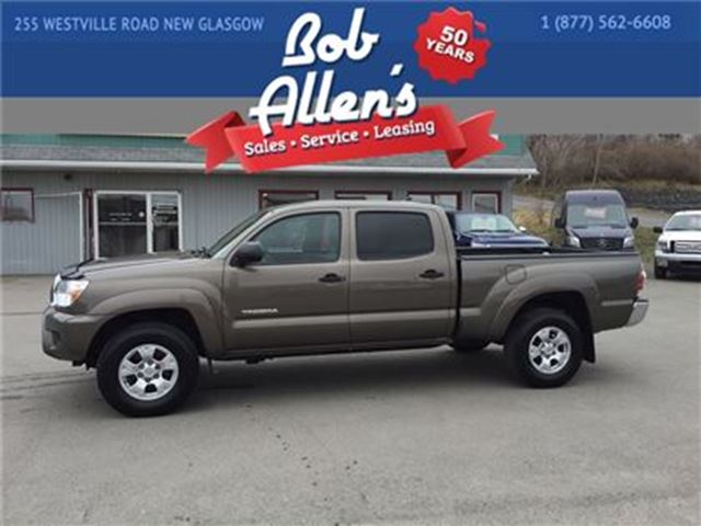 2014 TOYOTA TACOMA V6 in New Glasgow, Nova Scotia