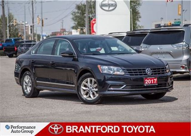2017 Volkswagen Passat Incoming Unit, Trendline Plus, Carproof Clean, in Brantford, Ontario