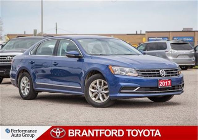 2017 Volkswagen Passat Incoming Unit, Trendline+, Heated Seats, in Brantford, Ontario